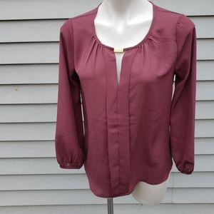 Twine & String blouse size s
